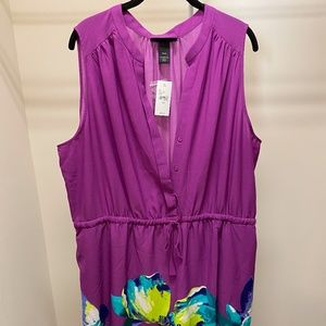 Summer Dress - Lane Bryant